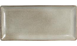 Pier, Platte rechteckig 380 x 178 mm