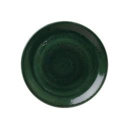 Vesuvius, Coupteller ø 230 mm Burnt Emerald