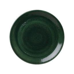 Vesuvius, Coupteller ø 253 mm Burnt Emerald