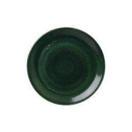 Vesuvius, Coupteller ø 203 mm Burnt Emerald