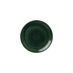 Vesuvius, Coupteller ø 153 mm Burnt Emerald