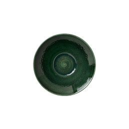 Vesuvius, Bowl Essence ø 165 mm / 0,59 l Burnt Emerald