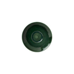 Vesuvius, Bowl Essence ø 140 mm / 0,33 l Burnt Emerald