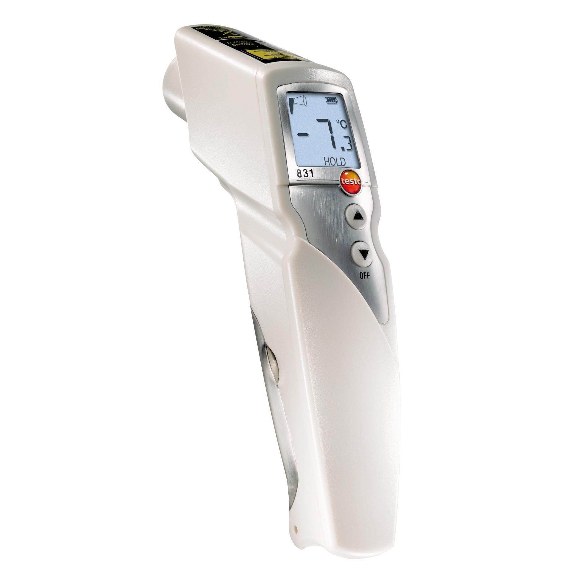 831 Infrarot-Temperaturmessgerät -30°C bis +210°C
