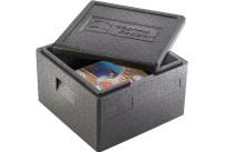 EPP-Box Pizza 25,00 l / 410 x 410 x 255 mm
