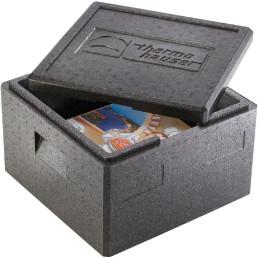 EPP-Box Pizza 12,50 l / 410 x 410 x 160 mm