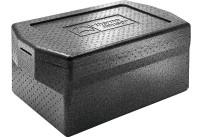 EPP-Box Comfort GN 1/1 / 38,00 l / 670 x 400 x 300 mm / schwarz