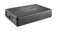 EPP-Box GN 1/1 Gastrostar 15,00 l / 600 x 400 x 145 mm inkl. Deckel schwarz