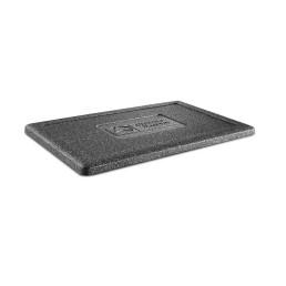 Deckel 600 x 400 x 50 mm zu EPP-Box GN 1/1 Gastrostar Ersatzteil