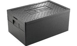 EPP-Box GN 1/1 / 14,00 l / 595 x 390 x 145 mm / schwarz