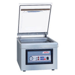 Vakuumiergerät 16 m3/h / Kammer 370 x 400 x 165 mm / VacBox 370