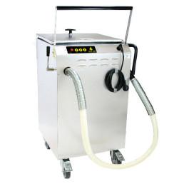 Frittierölfilter Vito XM / Leistung bis zu 30,00 l/min. / Tankvolumen 75,00 l