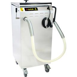 Frittierölfilter Vito XL / Leistung bis zu 30,00 l/min. / Tankvolumen 120,00 l