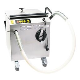Frittierölfilter Vito XS / Leistung bis zu 30,00 l/min. / Tankvolumen 40,00 l