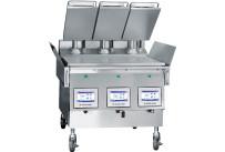 Hochleistungs-Xpress-Grill 3 Platten / Grillfläche 905 x 559 mm