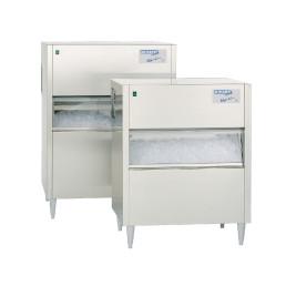 Eiswürfelbereiter W 121 L / 126,0 kg/24 h / 80,0 kg Vorrat / Luftkühlung
