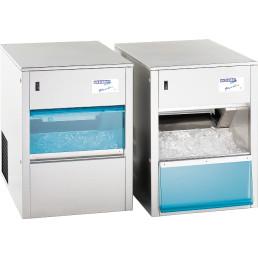 Eiswürfelbereiter W 29 W / 32,0 kg/24 h / 15,0 kg Vorrat / Wasserkühlung