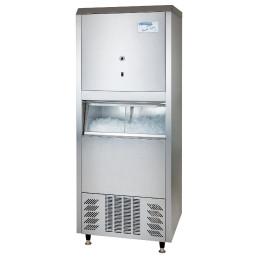 Eiswürfelbereiter W 80 EL / 80,0 kg/24 h / 67,0 kg Vorrat / Luftkühlung