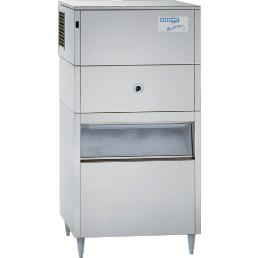 Eiswürfelbereiter W 120 ECL / 126 kg/24 h / 130,00 kg Vorrat / Luftkühlung