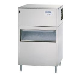 Eiswürfelbereiter W 240 EL / 240,0 kg/24 h / 220,0 kg Vorrat / Luftkühlung