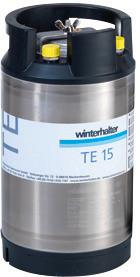 Teilentsalzungsgerät TE 15 ohne Mess- und Anzeigeeinheit