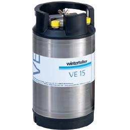 Vollentsalzungsgerät VE 15 ohne Mess- und Anzeigeeinheit