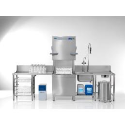 Durchschubspülmaschine PT-L / 500 x 600 mm / mit Sauglanzen / Energy Plus