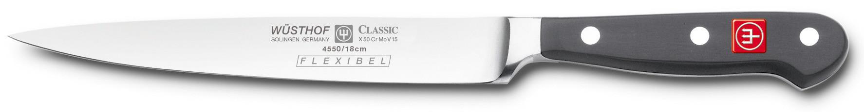 Classic, Filiermesser Klingenlänge 180 mm / 300 mm lang