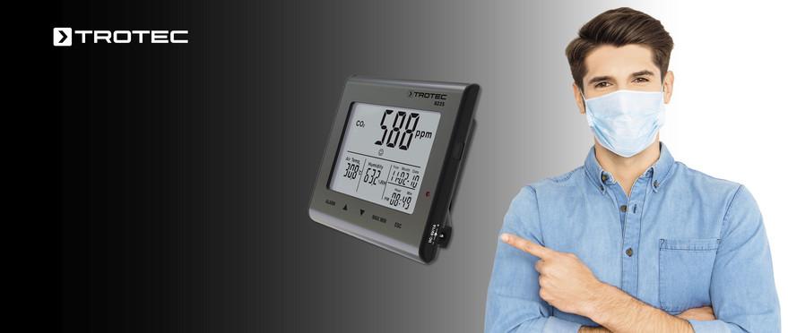 CO2 Messgerät