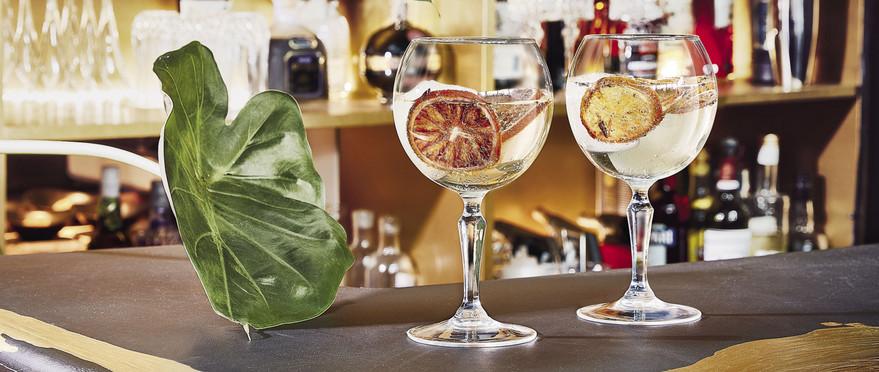 Gin Tonic Kelch