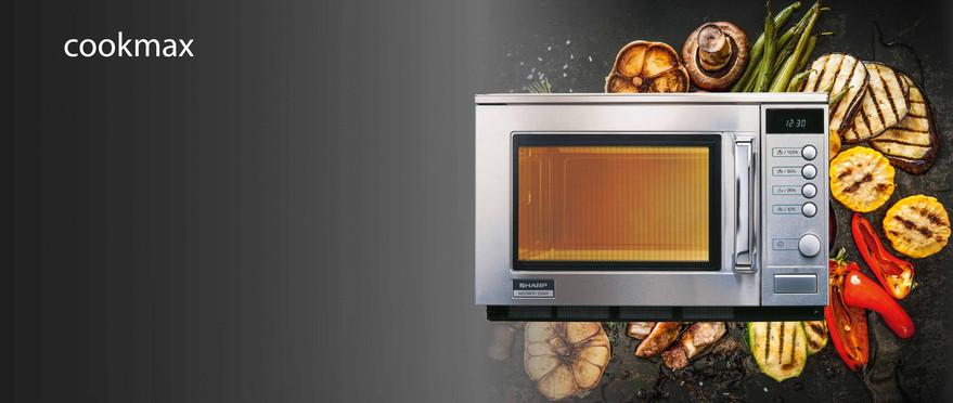 Mikrowelle 1800 Watt