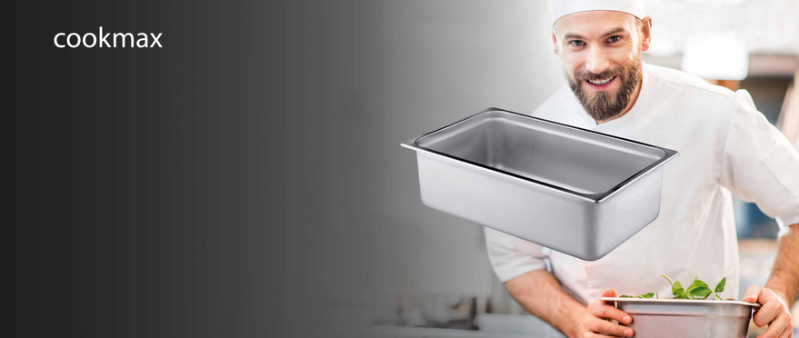 Aktion Januar 2018 cookmax GN Behälter