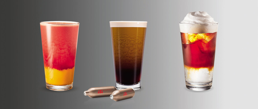 Nitro Drinks – the smooth revolution